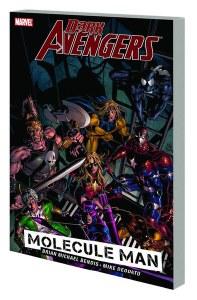 Dark Avengers TP VOL 02 Molecule Man