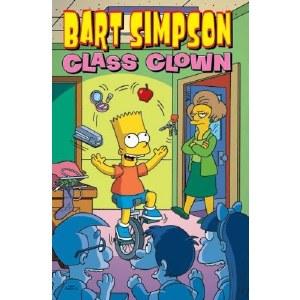 Bart Simpson Class Clown TP