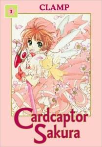 Cardcaptor Sakura Omnibus Vol 01