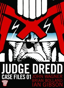 Judge Dredd Comp Case Files Vol 01