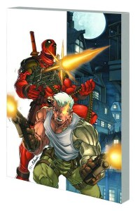 Deadpool Cable Ultimate Collection TP Vol 02