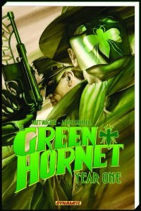 Green Hornet Year One TP VOL 01