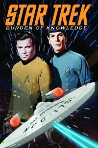 Star Trek Burden of Knowledge TP VOL 01