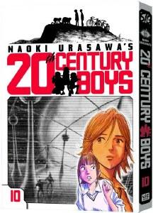 20th Century Boys Vol 10