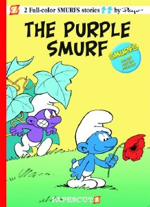 Smurfs Vol 01 The Purple Smurfs TP