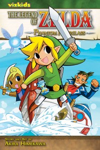 Legend of Zelda Vol 10 Phantom Hourglass