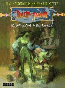 Dungeon Monstres VOL 03 Heartbreaker