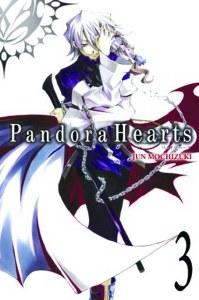 Pandora Hearts Vol 03