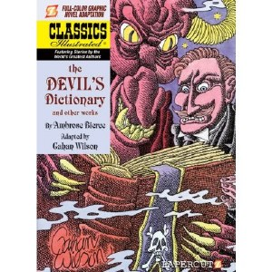 Classics Illustrated HC VOL 11 Devil Dictionary