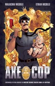 Axe Cop TP Vol 01
