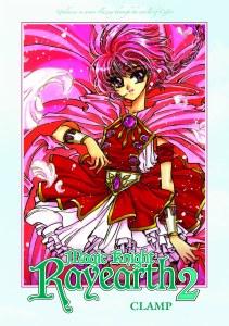 Magic Knight Rayearth Omnibus Vol 02