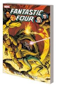 Fantastic Four By Jonathan Hickman TP Vol 02