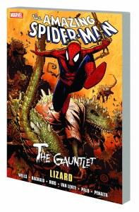 Spider-Man Gauntlet VOL 05 Lizard TP
