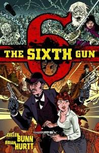 Sixth Gun TP Vol 01