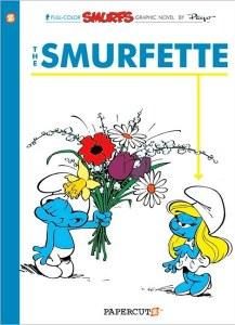 Smurfs Vol 04 Smurfette TP