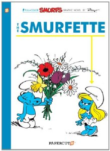 Smurfs Vol 04 Smurfette HC