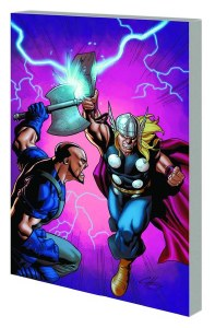 Marvel Adventures Avengers Thor Digest TP