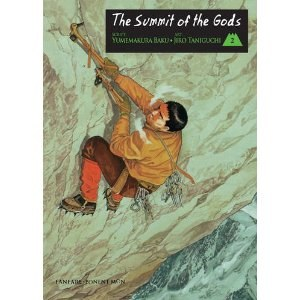 Summit of the Gods GN Vol 02