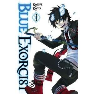 Blue Exorcist Vol 01