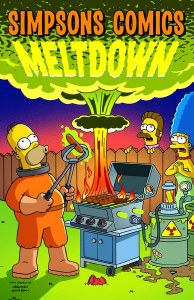 Simpsons Comics Meltdown TP