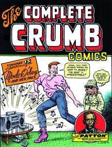 Complete Crumb Comics TP Vol 15 Mode Oday