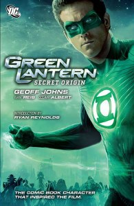 Green Lantern Secret Origin TP