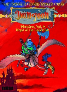 Dungeon Monstres GN VOL 04 Night of the Ladykiller