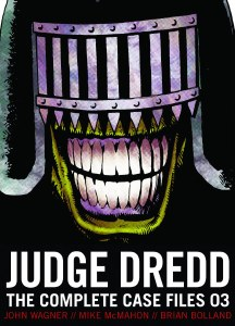 Judge Dredd Comp Case Files TP VOL 03