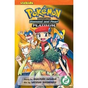 Pokemon Adventures Platinum Vol 02