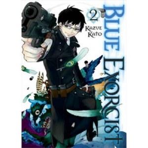 Blue Exorcist Vol 02