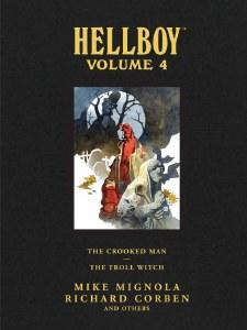 Hellboy Library Ed HC Vol 04 Crooked Man