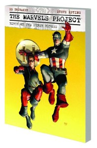 Marvels Project Birth of Super Heroes TP