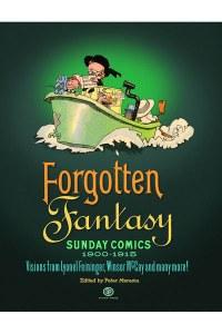 Forgotten Fantasy Sunday Comics 1900-1915 HC