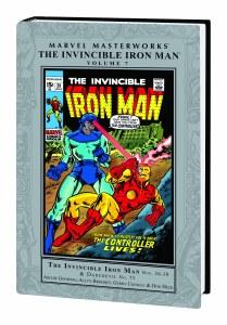 Marvel Masterworks Invincible Iron Man HC Vol 07