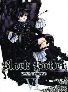 Black Butler Vol 06