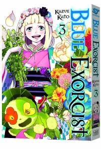 Blue Exorcist Vol 03