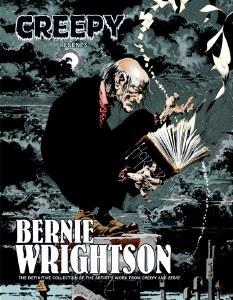 Creepy Presents Bernie Wrightson HC