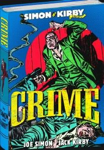Simon and Kirby HC Library Crime