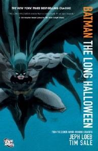 Batman Long Halloween TP