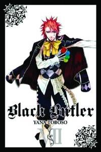 Black Butler Vol 07