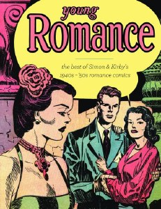 Young Romance Best Simon and Kirby Comics HC Vol 01