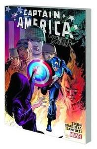 Captain America Forever Allies TP