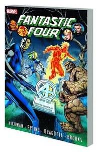 Fantastic Four By Jonathan Hickman TP Vol 04