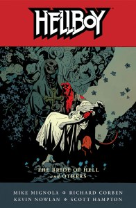 Hellboy TP Vol 11 Bride of Hell and Others
