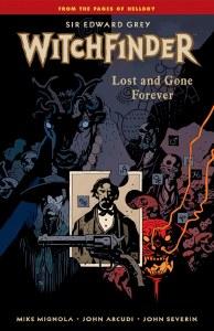 Witchfinder TP VOL 02 Lost and Gone Forever