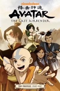 Avatar Last Airbender TP Vol 01 Promise Part 1