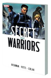 Secret Warriors TP VOL 05 Night
