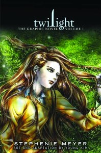 Twilight Manga Vol 01