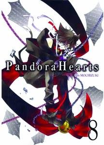 Pandora Hearts Vol 08