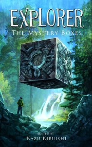 Explorer the Mystery Boxes HC